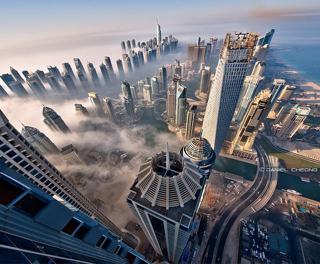 Vertigo Fog