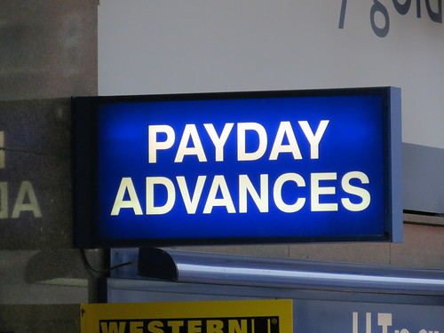 Payday advances sign | by HelenCobain
