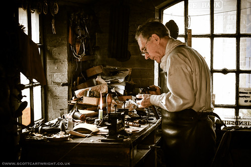 Saddle Makers Workshop