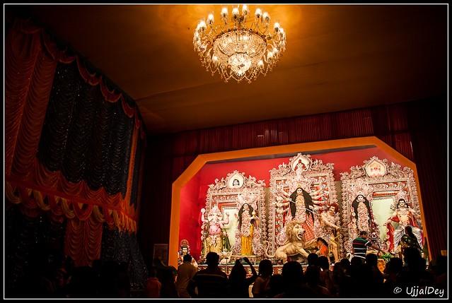 Maha Saptami ~ EXPLORED #483 (22-Oct-2012)