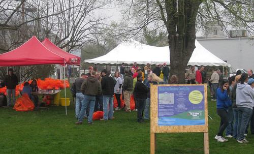 CleanUp Day 2011 | by City of Harrisonburg