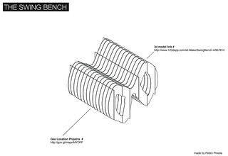 SwingBench_Infographic, Designed by Pedro Pineda during the MakerLab istanbul