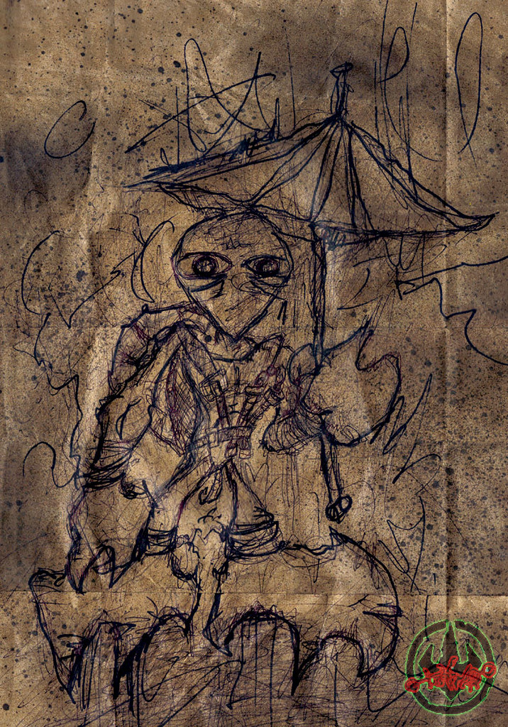 "Andrew Modeen's ""TMNT: Odyssey"" :: Ol' MIKE (( 2012 )) by tOkKa"
