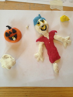 THE OLD TOWN HALL ANIMATION WORKSHOP PUPPETS 9