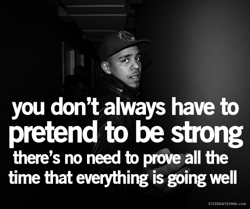 best-j-cole-quotes-sayings-life-be-strong   Keilah Garrette ...