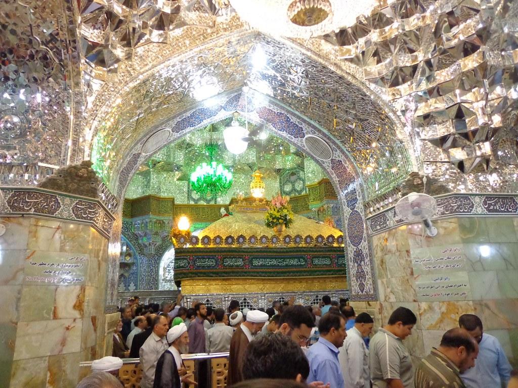 Fatima Masumeh Shrine, Qom Iran | Fatima Masumeh Shrine, Qom… | Flickr