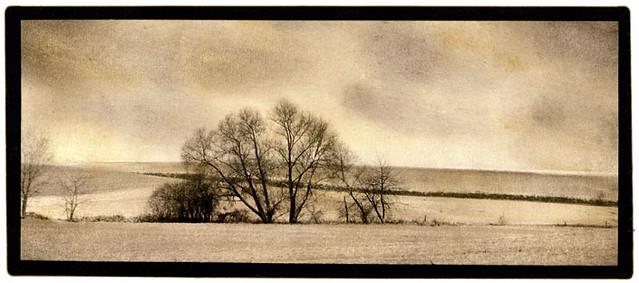 Paysage d'hiver 3 - Mediobrome