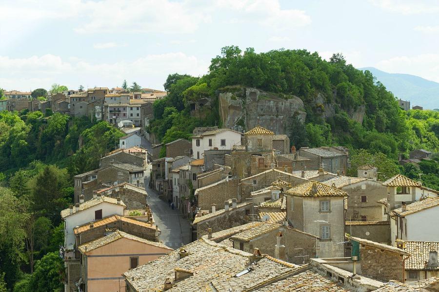 Bomarzo, Italy