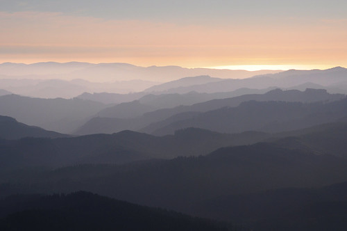 Mountain Layers | by benalesh1985