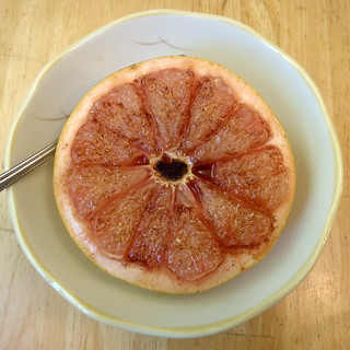 Broiled Grapefruit | by joyosity