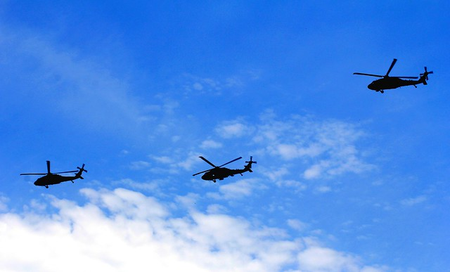 Helicopter Formation 1