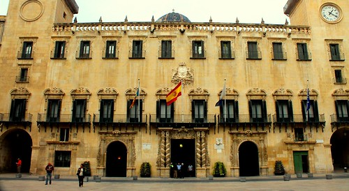 Town Hall Alicante #dailyshoot # | by Leshaines123
