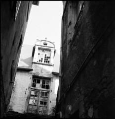 dead end • sarlat, perigord • 2012