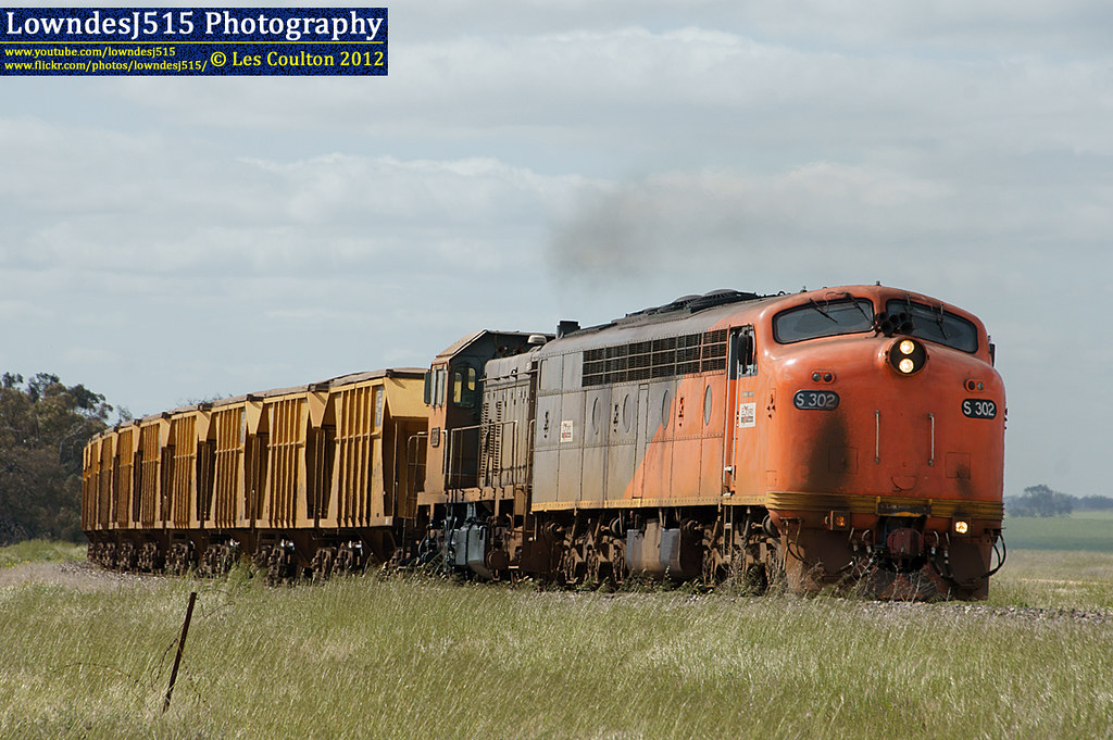 S302 & T386 at Nullan by LowndesJ515