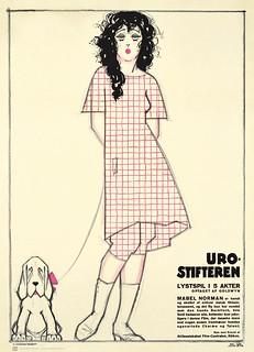 UROSTIFTEREN (1920)