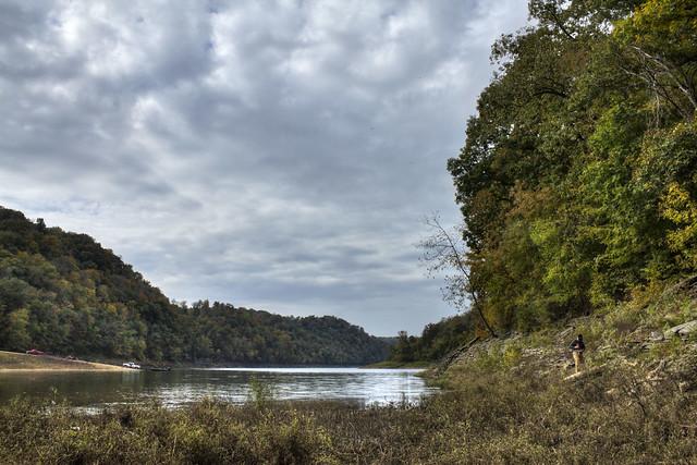 Austin Bottom, Center Hill Lake, White Co, TN