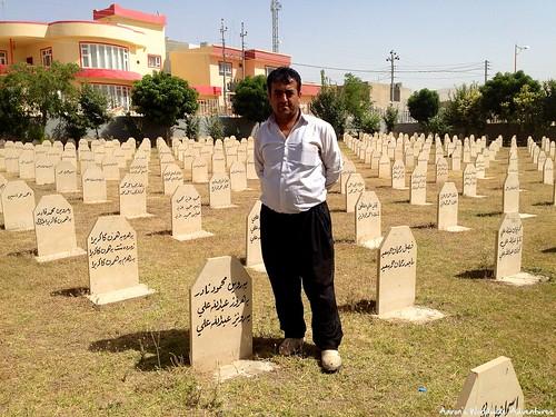 cemetery iraq kurdistan halabja baath iraqikurdistan halabjamassacre