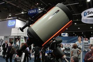 CES 2013 - Celestron telescope | by nodomain1