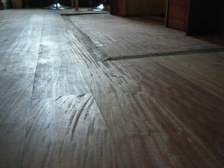 Floor boards close up | by Preetha & James