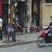 Thé sur la route à Hanoi