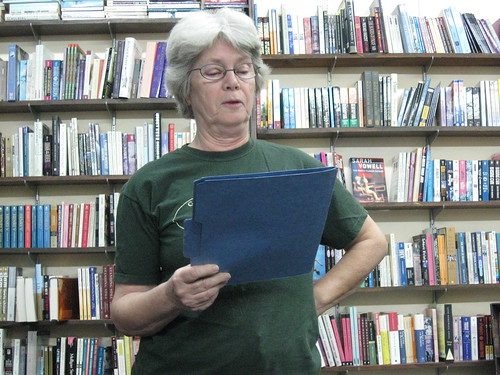 Reader #3 - K.B. Ingslee Reading 2 | by shantipoet