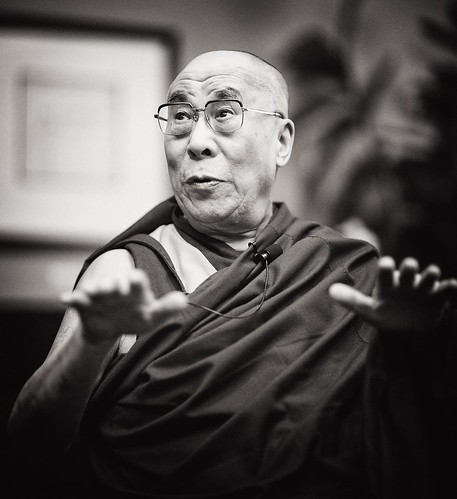 HH The Dalai Lama | by Christopher.Michel