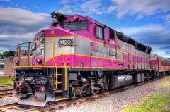 MBTA Engine by robtm2010