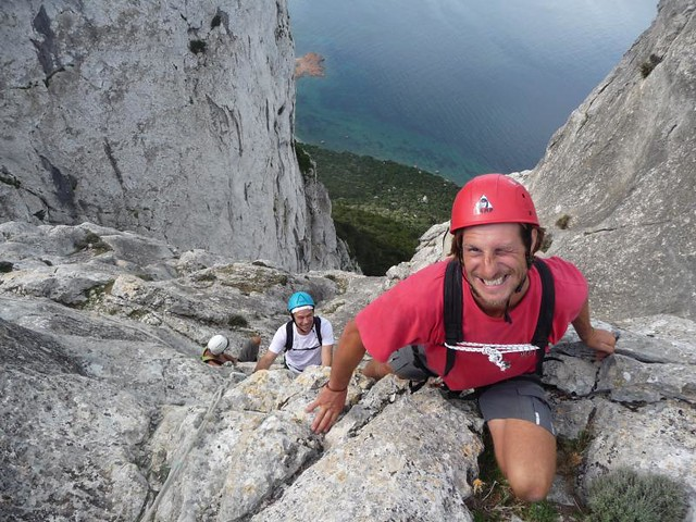 vela + trekking Levante - I protagonisti