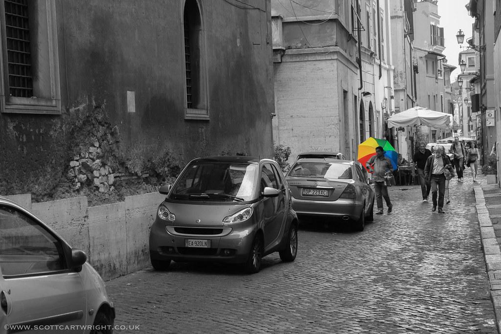 A Dash Of Colour