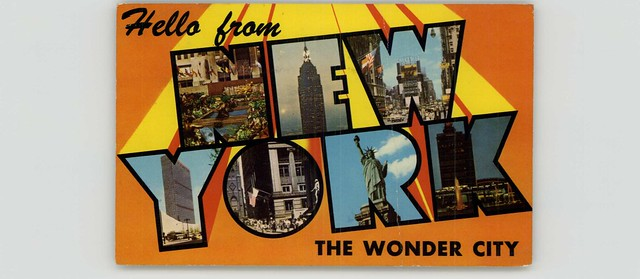 NEW YORK - The wonder city