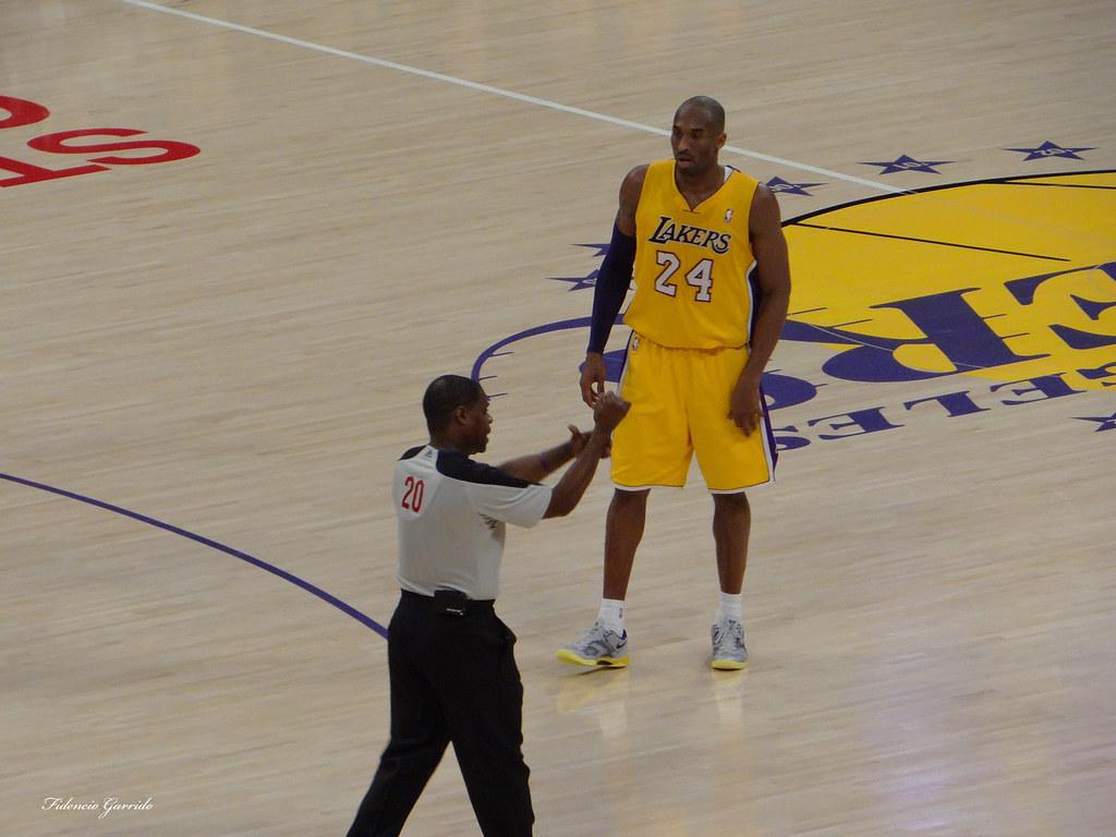 Bucks @ Lakers