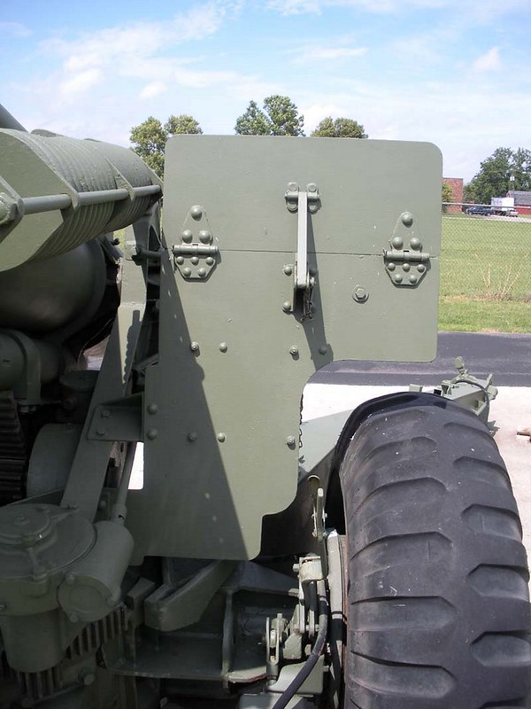 US 155mm M1A1 Howitzer 5