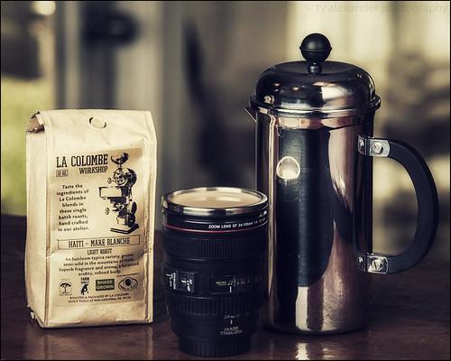 coffee canon frenchpress dangerousgrounds 5dmarkii sigma70200mmf28exdgapooshsm tyalexanderphotography lacolombeworkshop haitimareblanche