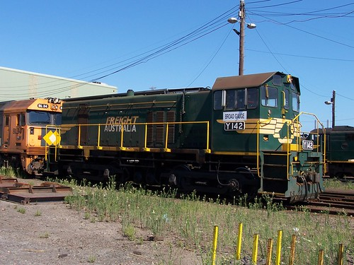 Y142 at Dynon | by Alan Greenhill