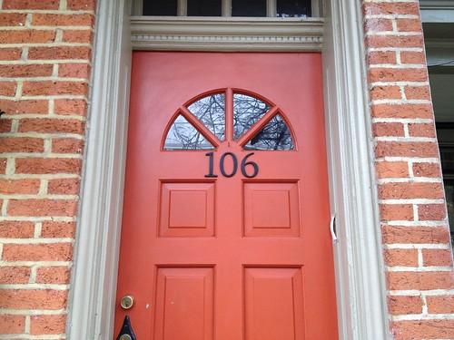 Red Door 106