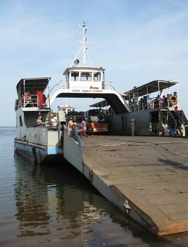 Adowso Ferry   by Eileen Delhi
