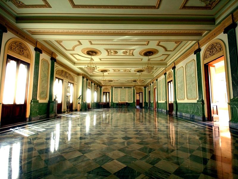 Sede de Gobierno