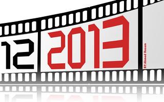 New Year 2013 Film Strip