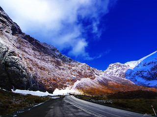 homer tunnel | by paul bica
