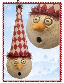 Snowball - Surprised
