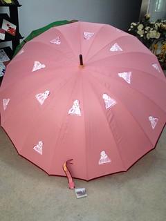 Paraguas con meninas