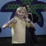 Baillie Gifford Schools Programme   A happy child enjoying our Schools Programme © Robin Mair