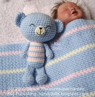 Winter Doll Crochet Pattern - No.1 Amigurumi Doll Patterns By ...   320x315