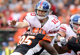 Bengals 31, Giants 13 | by The League! - TheELSIE.com