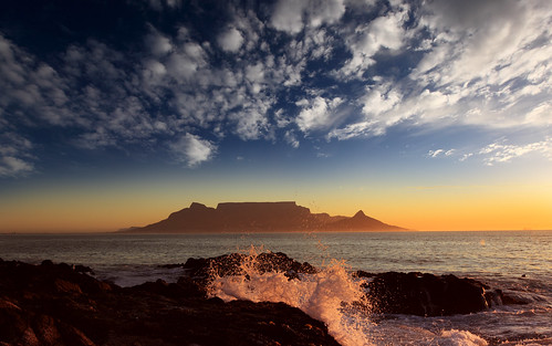 Table Mountain, Cape Town, South Africa | by Dietmar Temps