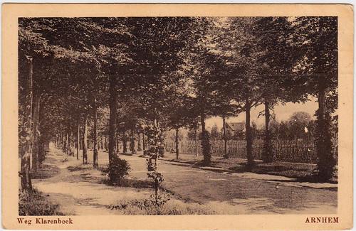 Weg Klarenbeek