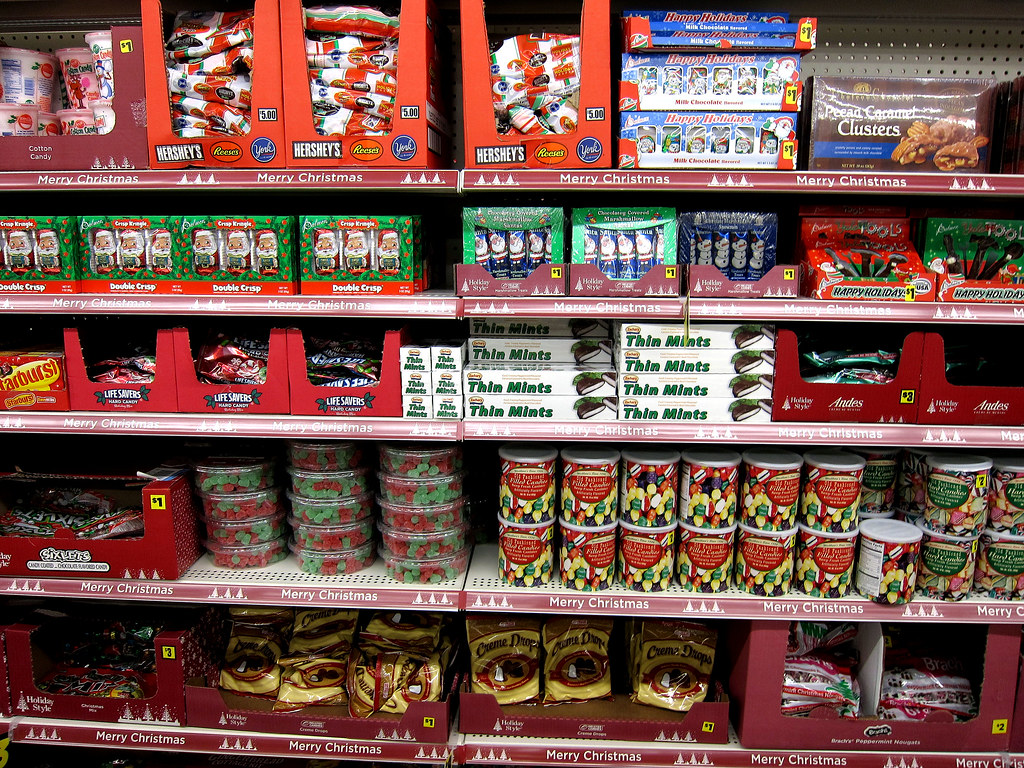 Is Dollar General Open On Christmas.Dollar General Christmas Aisle 11 26 12 02 Anothertom Flickr