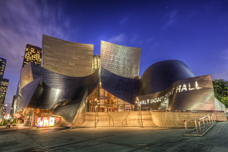 Walt Disney Concert Hall | by ccmonty