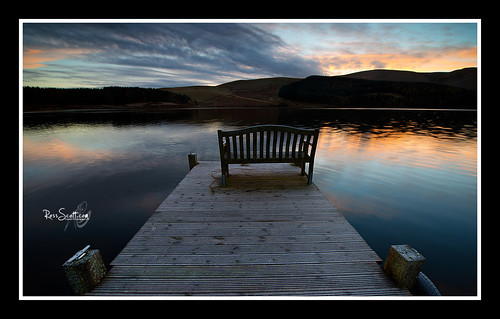 water sunrise scotland nikon seat lee filters d800 reservior portmore 1424 sw150