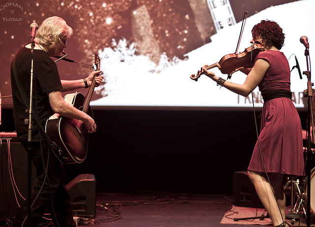 Chip Taylor & Carrie Rodriguez (6)